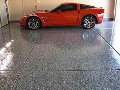 Install Garage Flooring