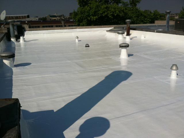 Roof Coatings Roof Waterproof Resurface Roof Paint
