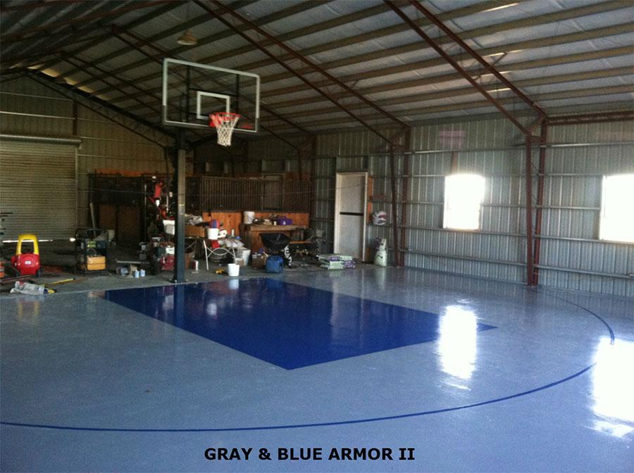 epoxy paint floor