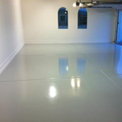 Garage Epoxy Floor