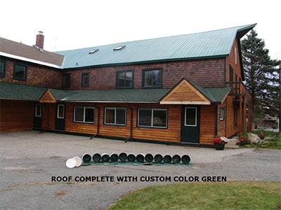 Nice Metal Roof Coating