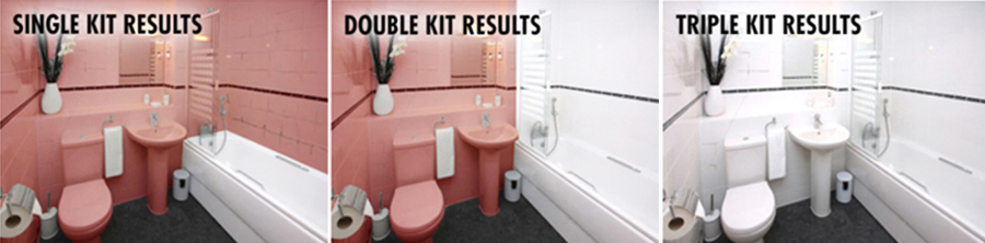 bathroom refinishing epoxy kit