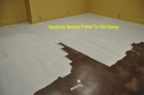 Photos Of Epoxy Wood Floor Paint
