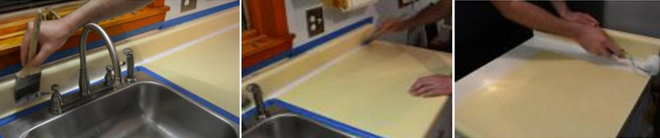 kitchen countertop epoxy kit