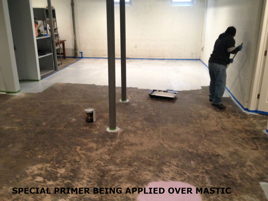 com southernhospitalityblog s paint basement us and how to floor a bhome basements pin via concrete