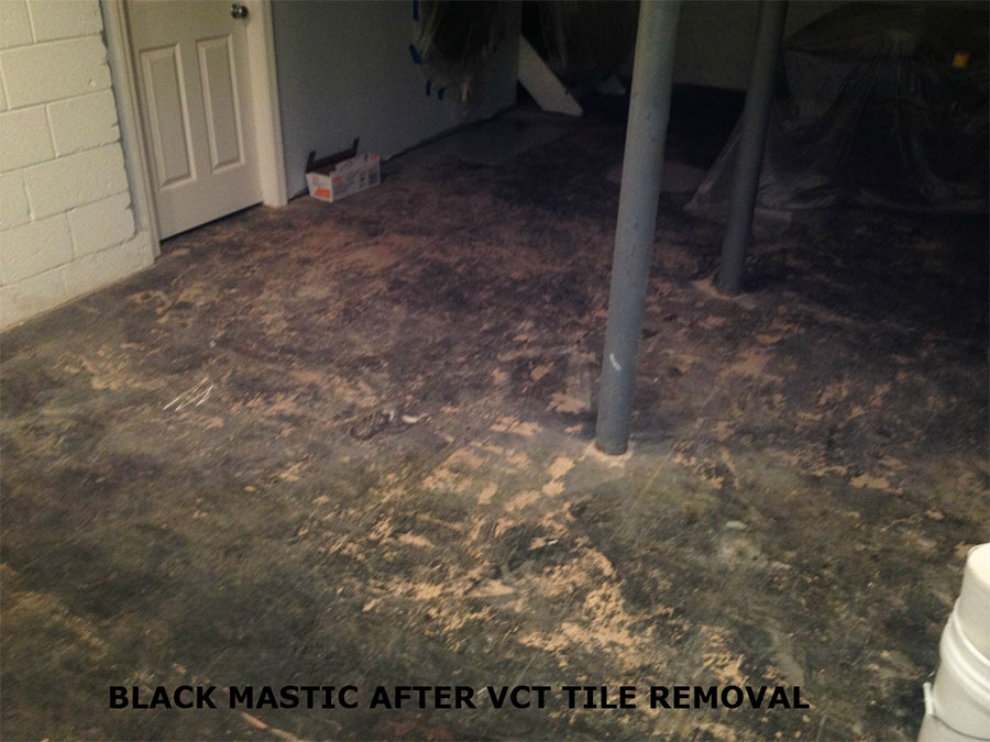 Can i paint over black mastic
